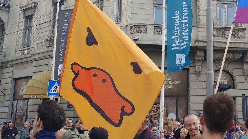Ne davimo Beograd pozvao na bojkot izbora