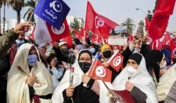 Ne jenjava kriza u Tunisu, hiljade pristalica islamista na ulicama
