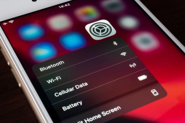 Ne povezujte Vaš Apple iPhone sa ovom Wi-Fi mrežom
