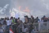 U Bejrutu i dalje haos VIDEO