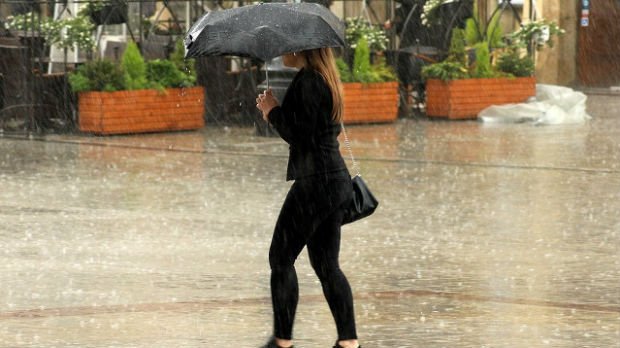 Ne zaboravite kišobran!