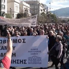 Ne želimo da ikada kroče na naše tlo Grčka ostrva oštro protiv novog propisa vlade za migrante (FOTO/VIDEO)