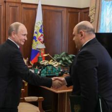 Neće biti samo PREMIJER: Putin uključuje Mišustina u RUSKI SAVET BEZBEDNOSTI