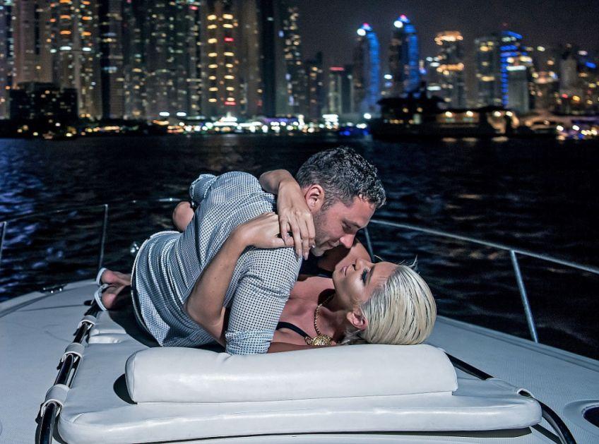Nećete verovati: Uz ovu pesmu su se Jelena Karleuša i Duško Tošić prvi put poljubili!