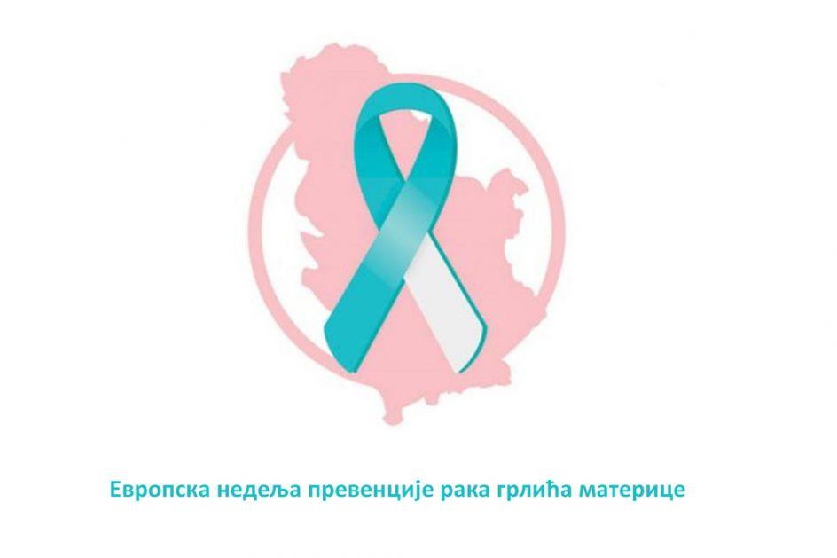 Rak grlića materice na četvrtom mestu po učestalosti obolevanja u Vojvodini