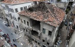 Nedelju dana posle eksplozije stanovnici Bejruta odali poštu poginulima
