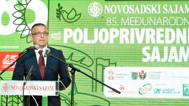 Nedimović: Nema problema sa fabrikom Tenis