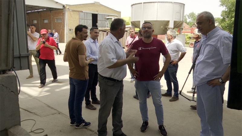 Nedimović na severu Bačke: Žetva pšenice za desetak dana