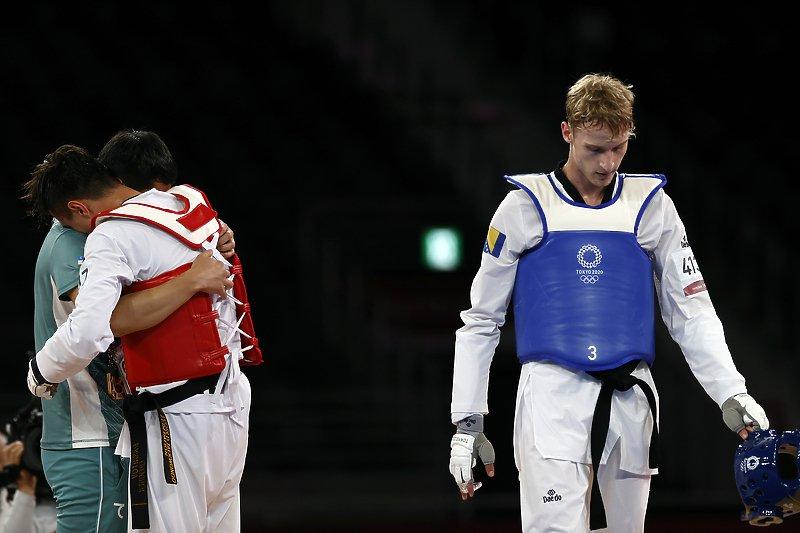 Nedžad Husić nije uspio osvojiti bronzanu medalju na Olimpijskim igrama