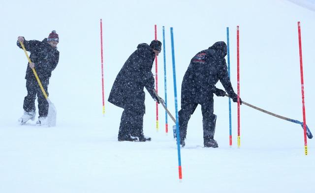 Neizvesno održavanje slaloma u Val dIzeru