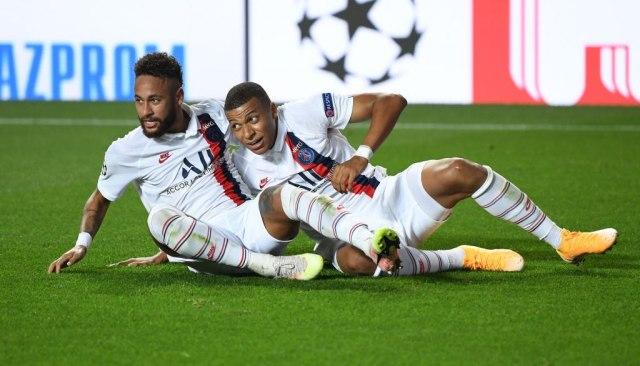 Nejmar i Mbape nikad neće otići iz Pariza