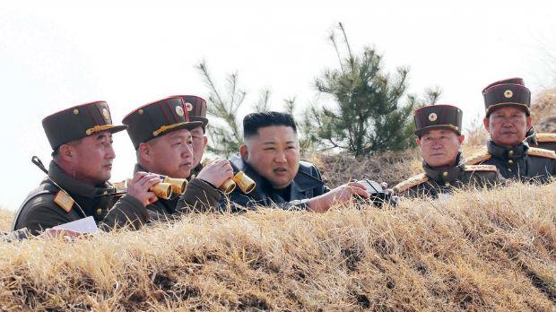 Neka čeka pandemija: Kim je uvek tu da lansira raketu