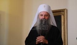 Porfirije u Beranama: Obmana je da SPC ima pretenzije prema Crnoj Gori