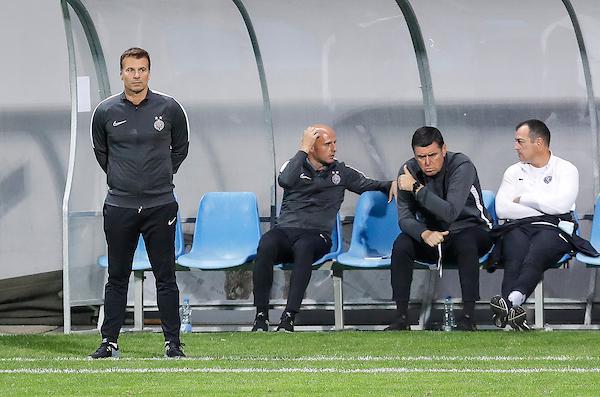 Nema kraja problemima za Partizan, Stanojević potvrdio još loših vesti!