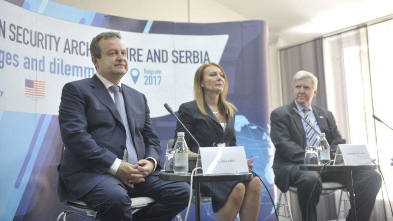 Nema pritiska NATO na Srbiju