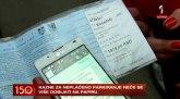 Nema više papirnih kazni za parkiranje: Kako da znate da li ste u problemu? VIDEO