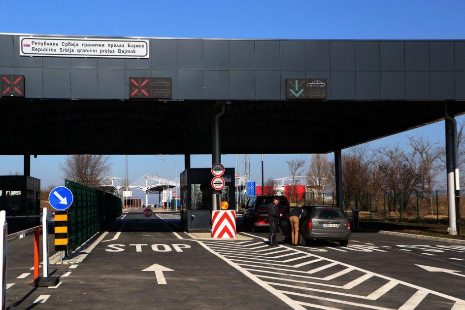 Nema zadržavanja na graničnim prelazima, ni za kamione