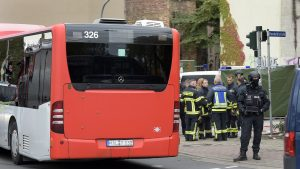 Nemačka: Uhapšen osumnjičeni za napad na sinagogu u Haleu