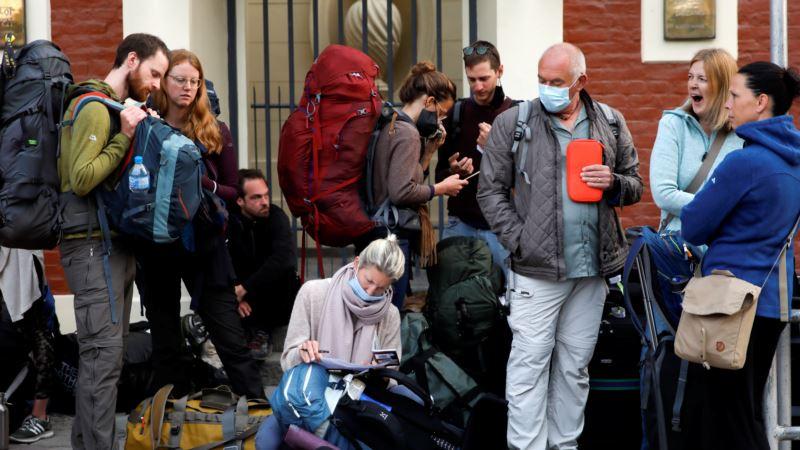 Nemačka evakuiše turiste iz Nepala