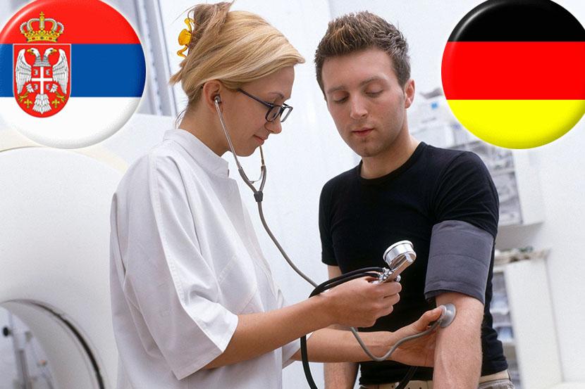 Nemačka hoće što pre da zaposli 1.350 medicinskih radnika iz Srbije. Evo kako da se prijavite i koji su uslovi