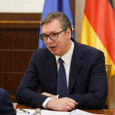 Nemačka je jedan od najznačajnijih ekonomskih partnera Srbije Ovo su glavne teme sa sastanka Vučića i Bergera
