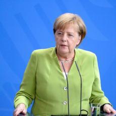 Nemačka kancelarka Angela Merkel poručuje: Nema promena granica na Zapadnom Balkanu!