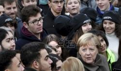 Nemačka kancelarka pozvala Evropu da štiti demokratiju