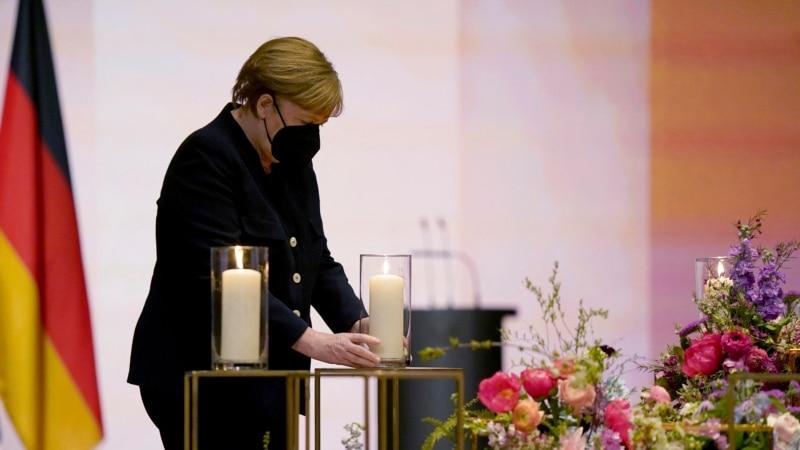 Nemačka odala počast preminulima u pandemiji