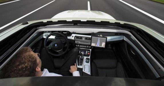 Nemačka odobrila zakon vezan za autonomna vozila