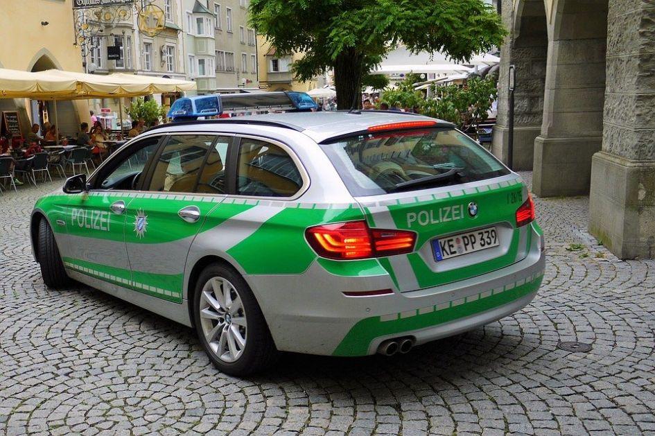 Nemačka policija ubila naoružanog Poljaka