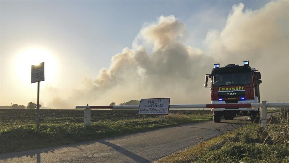 Nemačka proglasila prirodnu katastrofu zbog požara