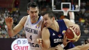 Nemačka štapa o utakmici Srbija-Argentina: Srbi slabi protiv brzine