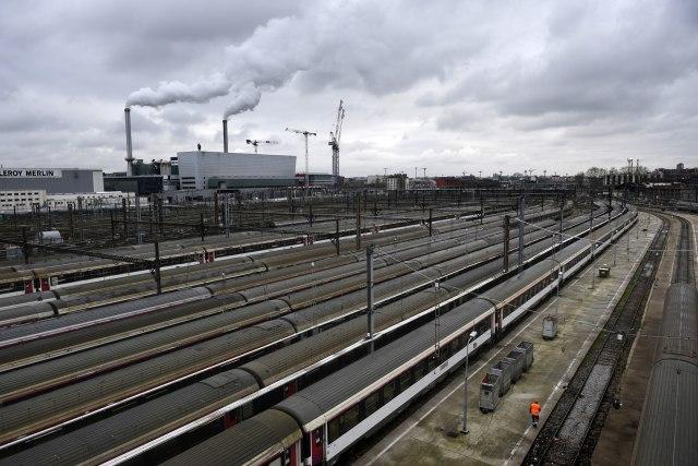 Nemačka upumpava do sedam milijardi evra u železnicu
