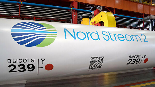 "Nemačka vlada ""primila k znanju"" rezoluciju Evropskog parlamenta u kojoj se traži prekid izgradnje gasovoda ""Severni tok 2"""