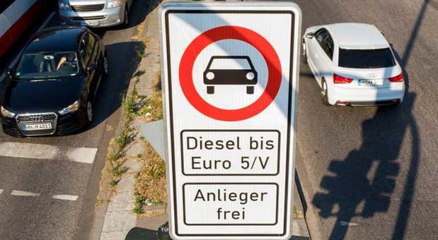 Nemačka vlada pronašla rešenje za stare automobile na dizel