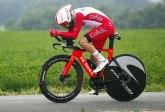 Nemački biciklista ima koronu