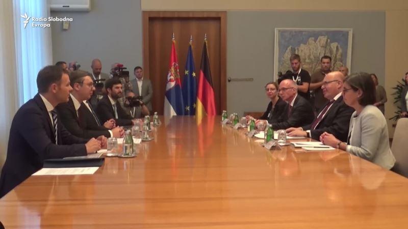 Nemački ministar privrede u poseti Srbiji