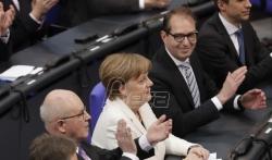 Nemački parlament izabrao Angelu Merkel za četvrti mandat kancelarke