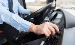 Nemački vozač zalepio PORUKU ZA SRBE na vrata autobusa, odmah ga SUSPENDOVALI