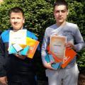 Nemanja i Stefan osvojili prvo mesto na takmičenju Programer junior 2019