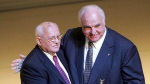 Nemci Gorbačovu duguju spomenik
