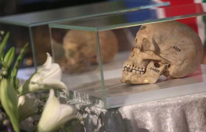 Nemci vratili Namibiji posmrtne ostatke ljudi na kojima su vršeni pseudonaučni eksperimenti