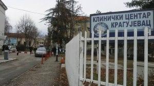Nemedicinsko osoblje u Kliničkom centru u Kragujevcu ne prima platu