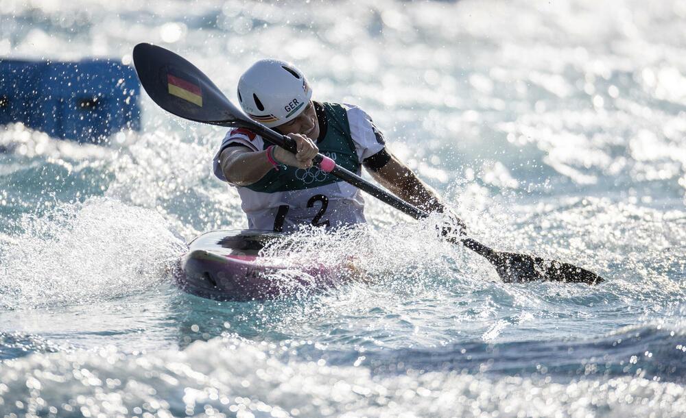 Nemici Funk zlato u kanuu slalomu