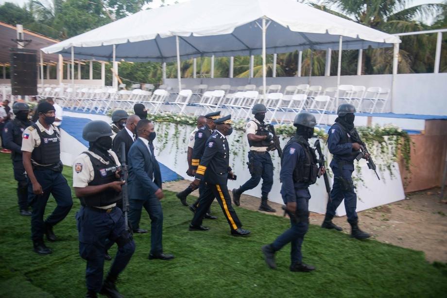 Nemiri i incidenti na sahrani ubijenog predsednika Haitija