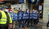 Nemiri u Sarajevu - Dosta je bilo šutnje VIDEO/FOTO