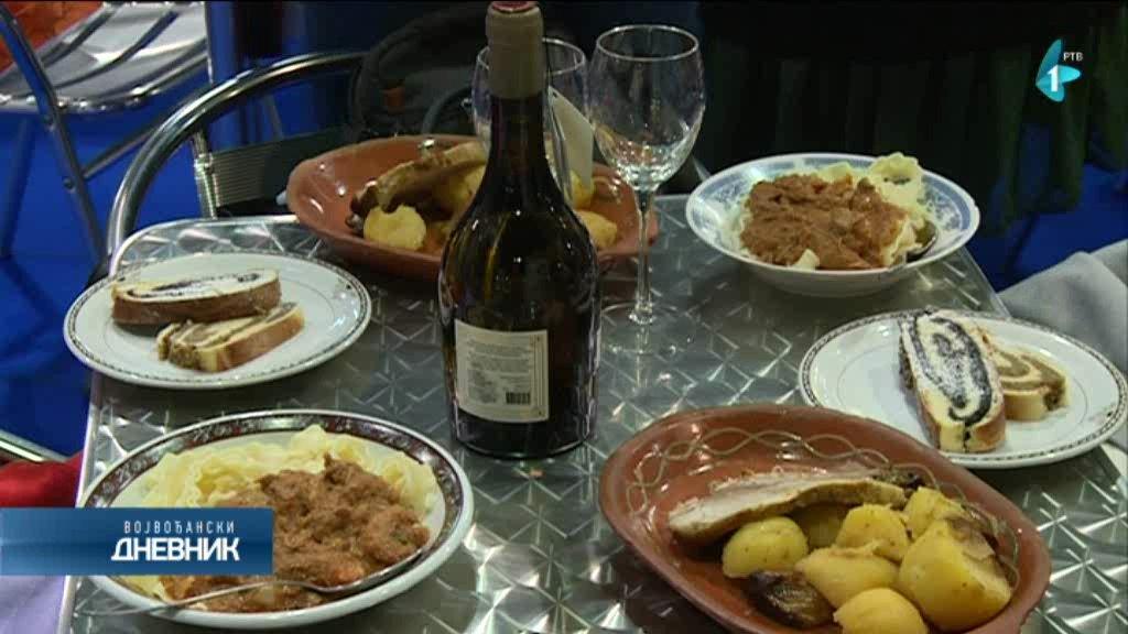 Neodoljivi ukusi ravnice - vojvođanski ručak