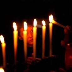 Nepregledna kolona na ispraćaju ubijene Lane Bijedić: Sahrana u Beogradu