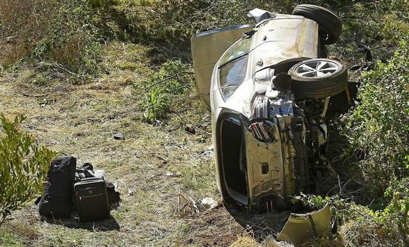 Nesreća Tigera Woodsa: Golfer je vozio dvostruko brže od ograničenja