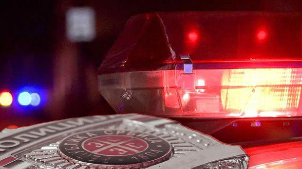Nesreća kod Sente, dve osobe poginule